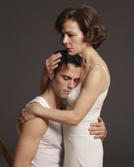 Irene Glezos with Thomas Beaudoin Orpheus Descending