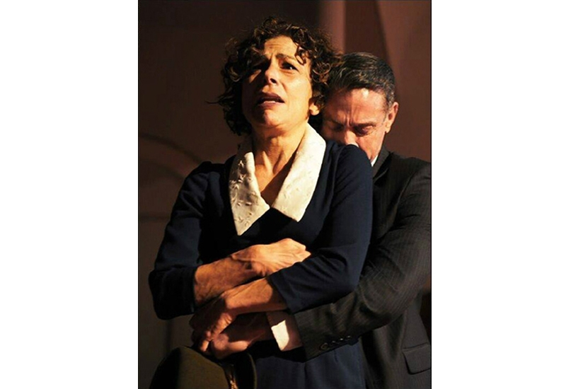 "Irene Glezos in ""Orpheus Descending"""