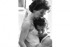 "Lady and Val in ""Orpheus Descending"" with Thomas Beaudoin."