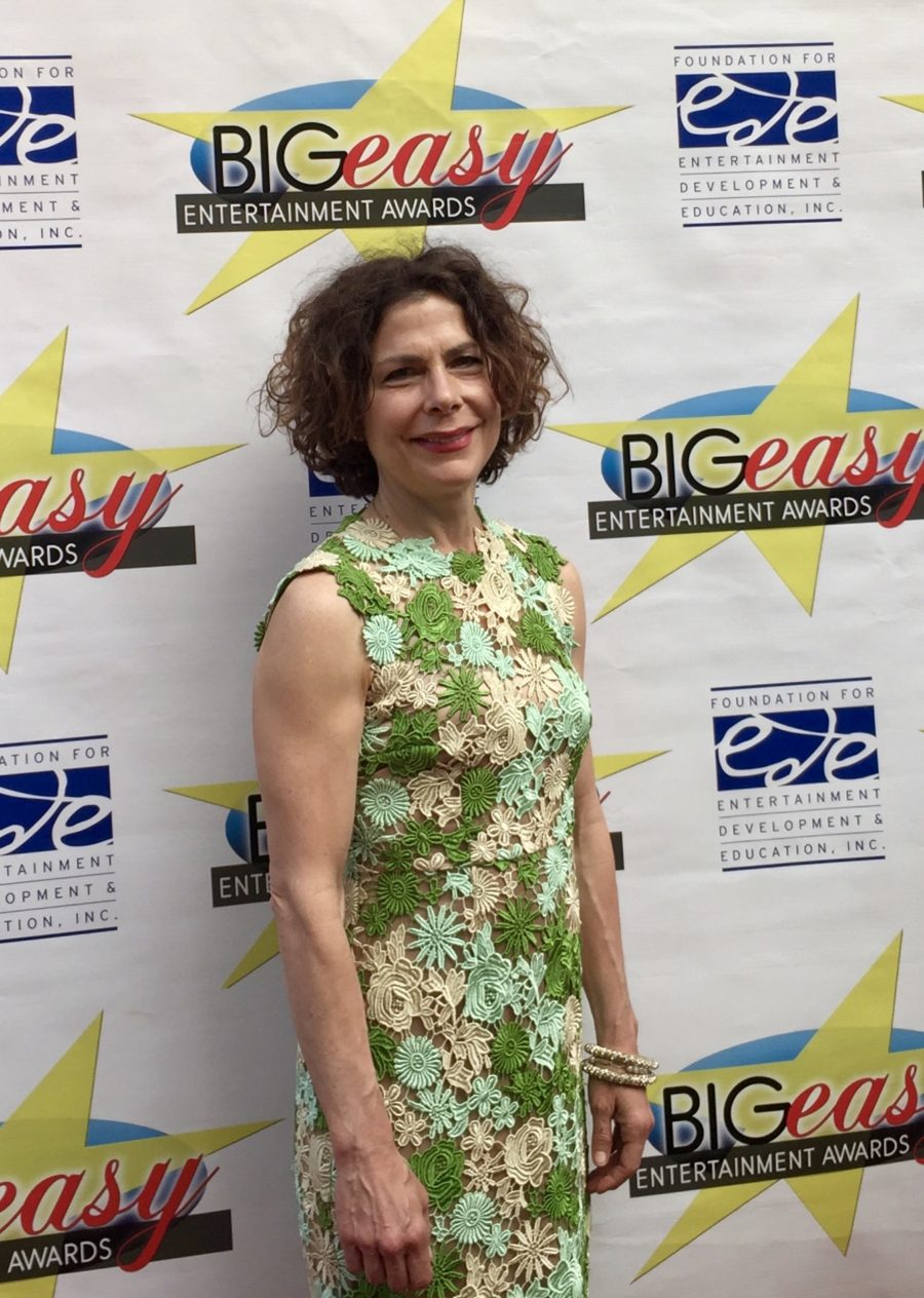 Irene Glezos Big Easy Entertainment Awards