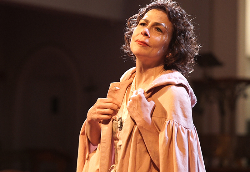 "As Lady Torrance in ""Orpheus Descending""."